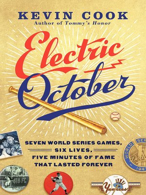 cover image of Electric October