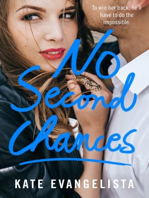 cover image of No Second Chances