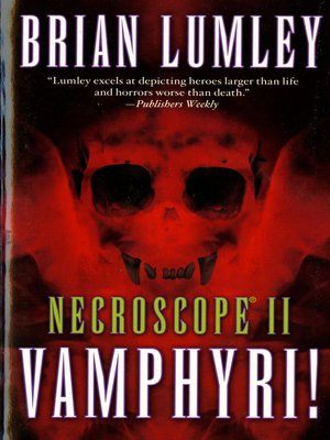 cover image of Vamphyri!