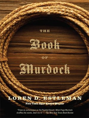 cover image of The Book of Murdock