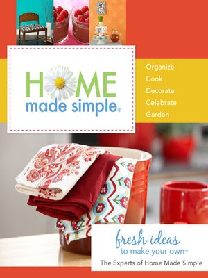 cover image of Home Made Simple