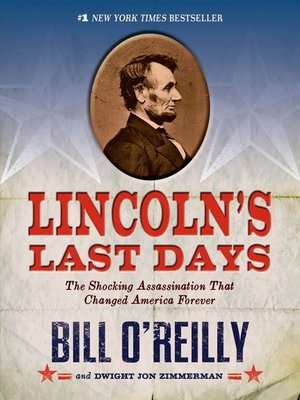 cover image of Lincoln's Last Days