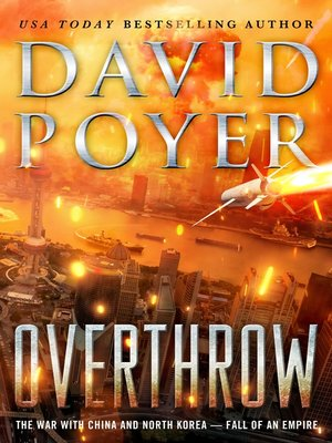cover image of Overthrow: The War with China and North Korea