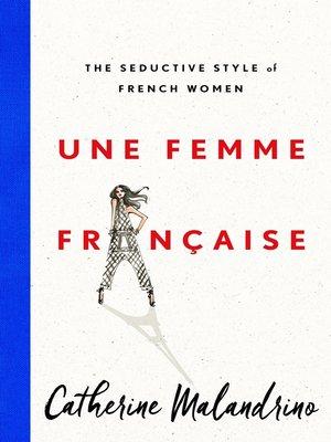 cover image of Une Femme Française