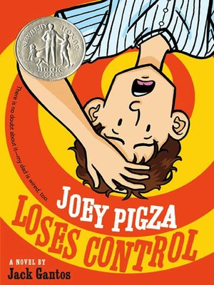 cover image of Joey Pigza Loses Control