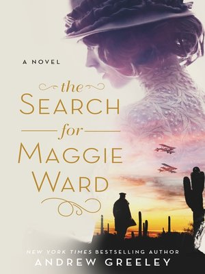 cover image of The Search for Maggie Ward