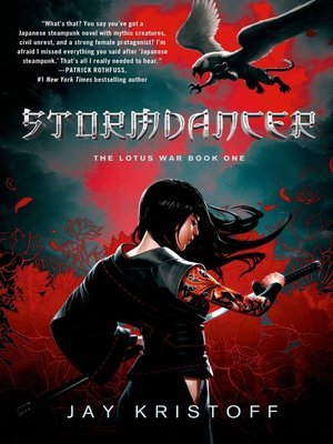 cover image of Stormdancer