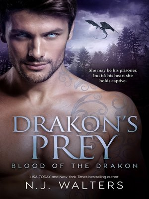 cover image of Drakon's Prey