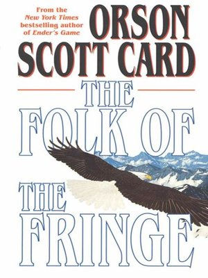 cover image of The Folk of the Fringe