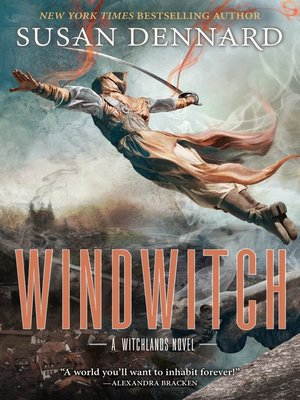 cover image of Windwitch