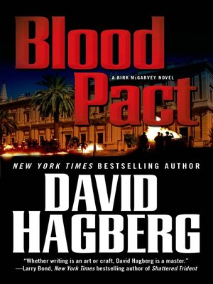 cover image of Blood Pact