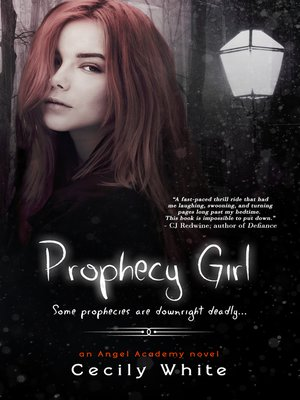 cover image of Prophecy Girl