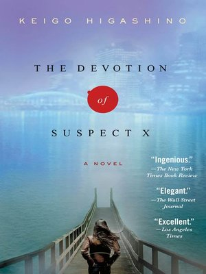 the devotion of suspect x epub