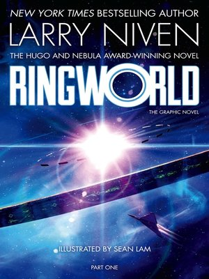 cover image of Ringworld, The Graphic Novel, Part 1