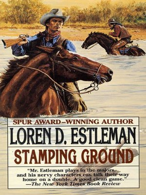 cover image of Stamping Ground