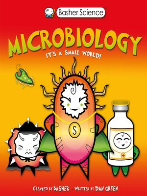 cover image of Basher Science--Microbiology