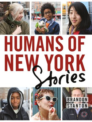 cover image of Humans of New York--Stories