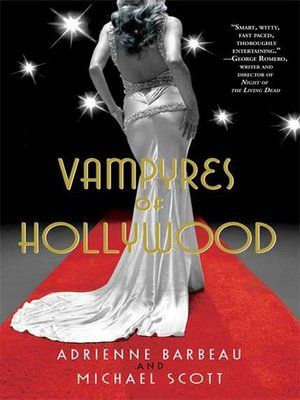 cover image of Vampyres of Hollywood