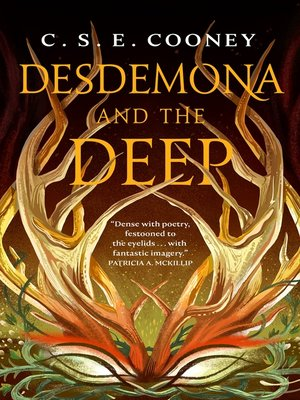 cover image of Desdemona and the Deep