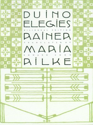 cover image of Duino Elegies