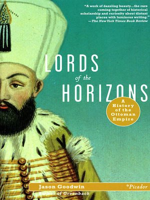cover image of Lords of the Horizons