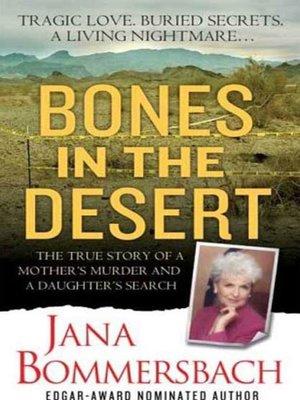 cover image of Bones in the Desert