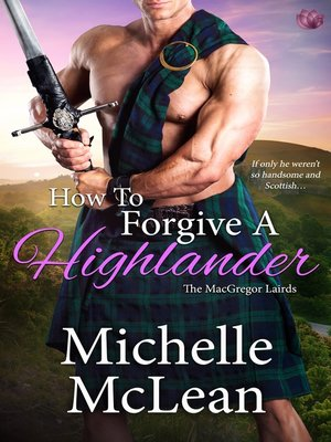 cover image of How to Forgive a Highlander