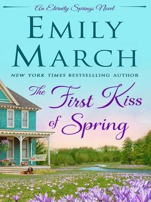 cover image of The First Kiss of Spring