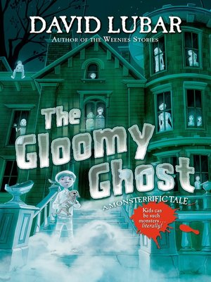 cover image of The Gloomy Ghost