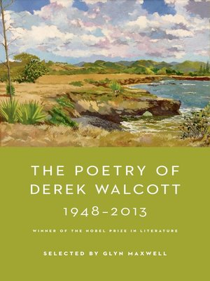 cover image of The Poetry of Derek Walcott 1948-2013