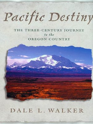 cover image of Pacific Destiny