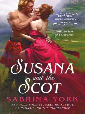 cover image of Susana and the Scot