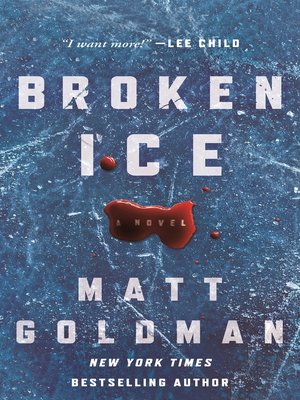 cover image of Broken Ice--A Novel