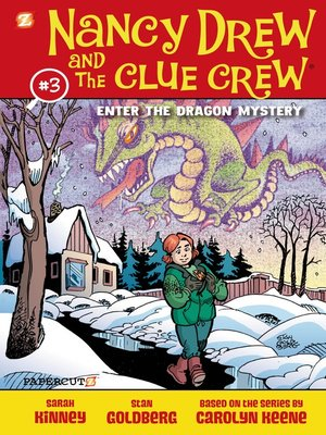 cover image of Nancy Drew and the Clue Crew #3