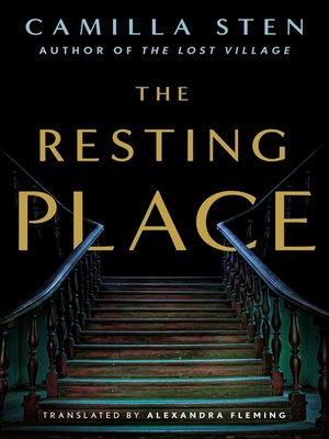 cover image of The Resting Place