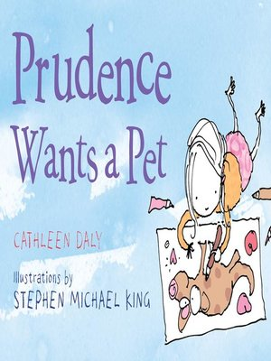 cover image of Prudence Wants a Pet