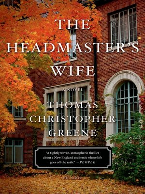 cover image of The Headmaster's Wife