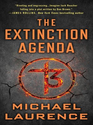 cover image of The Extinction Agenda