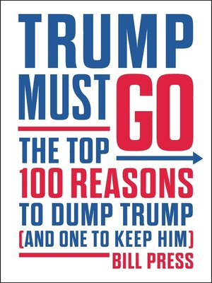 cover image of Trump Must Go