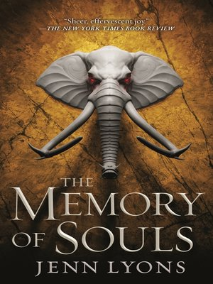 cover image of The Memory of Souls