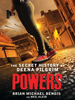 cover image of Powers