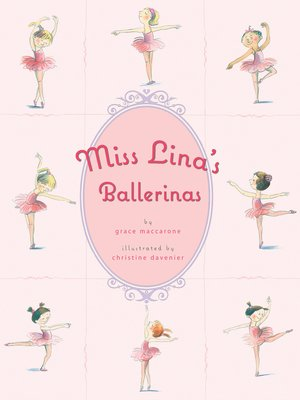 cover image of Miss Lina's Ballerinas