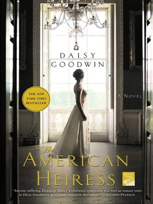 cover image of The American Heiress
