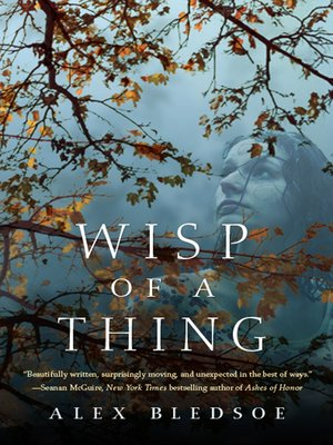 cover image of Wisp of a Thing