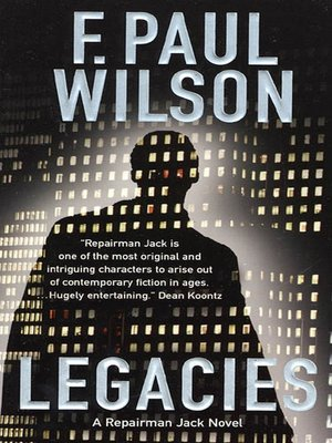 cover image of Legacies