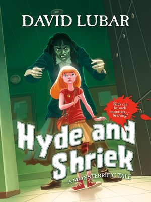 cover image of Hyde and Shriek