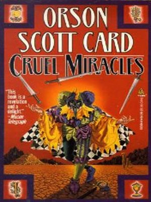 cover image of Cruel Miracles