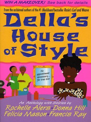 cover image of Della's House of Style
