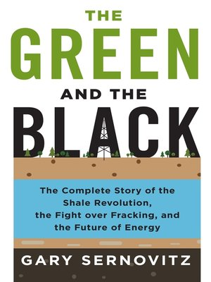 cover image of The Green and the Black