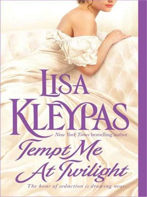 cover image of Tempt Me at Twilight